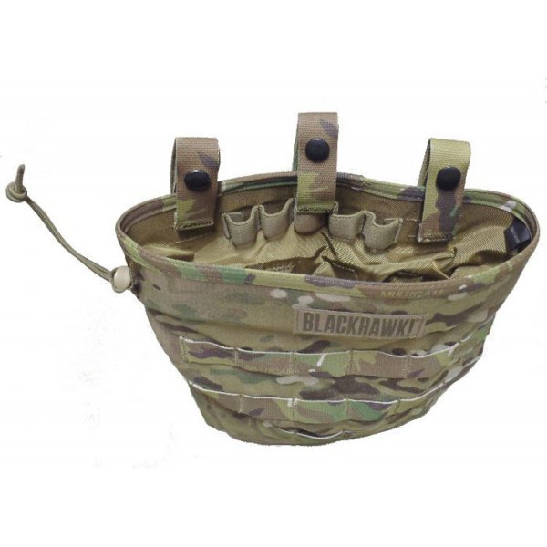 Torba zrzutowa Blackhawk! Roll-up Molle Multicam 1