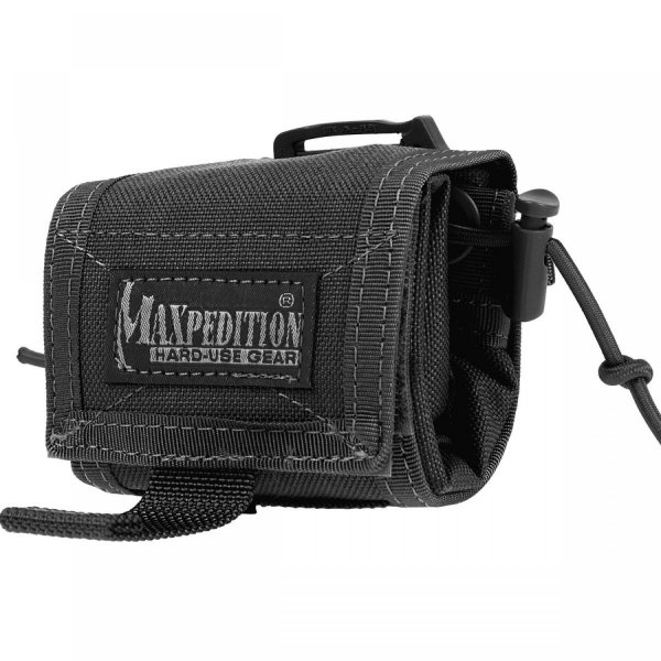 Maxpedition Rollypoly Dump Pouch czarna