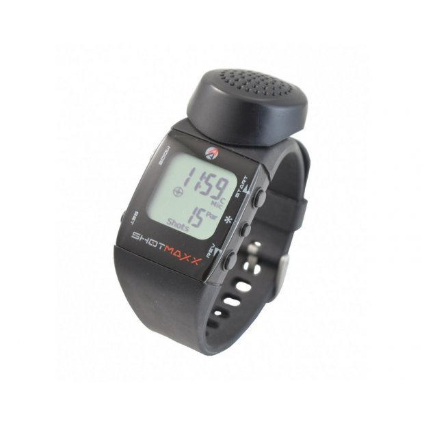 SHOTMAXX-2 Watch Timer White Display - Timer strzelecki