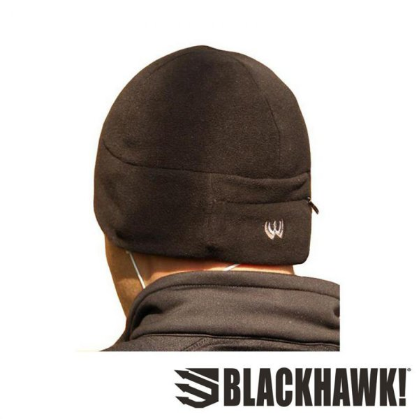 Czapka Blackhawk Performance Fleece  Watch Cap Black