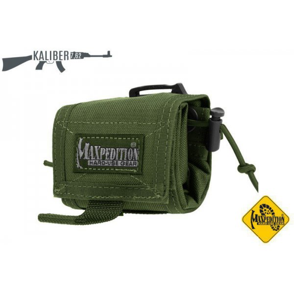 Maxpedition Rollypoly Dump Pouch OD 2