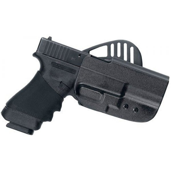 Kabura Uncle Mike's Kydex Paddle Holster Glock 17, 19 3