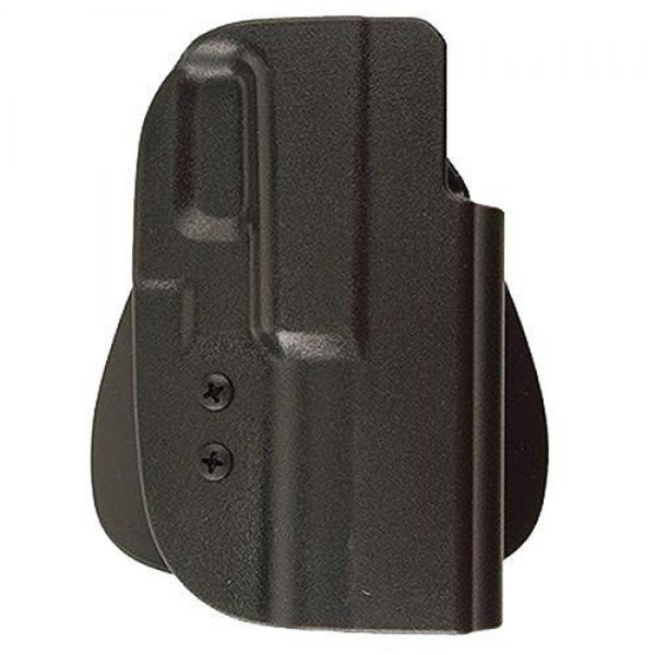Kabura Uncle Mike's Kydex Paddle Holster Glock 17, 19 2