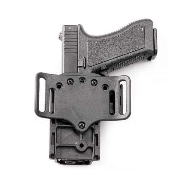 Kabura Uncle Mike's Reflex Holster Glock  3