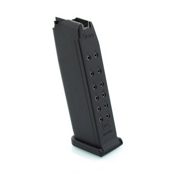 Magazynek do Glock 19 9 mm 15-nabojowy