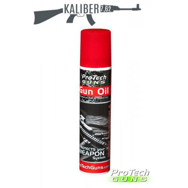Olejek do broni w aerozolu Pro Tech Guns 100 ml 2