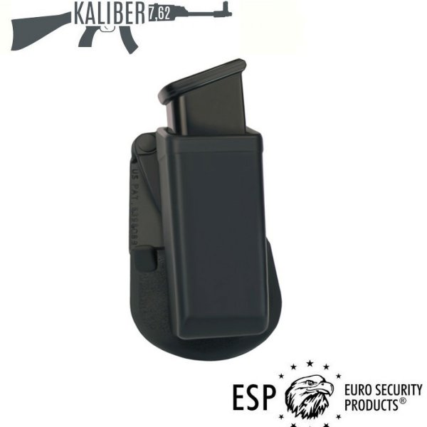 Ładownica ESP 9 x 19 mm Luger (Fobus Paddle) MH-24 BK  1