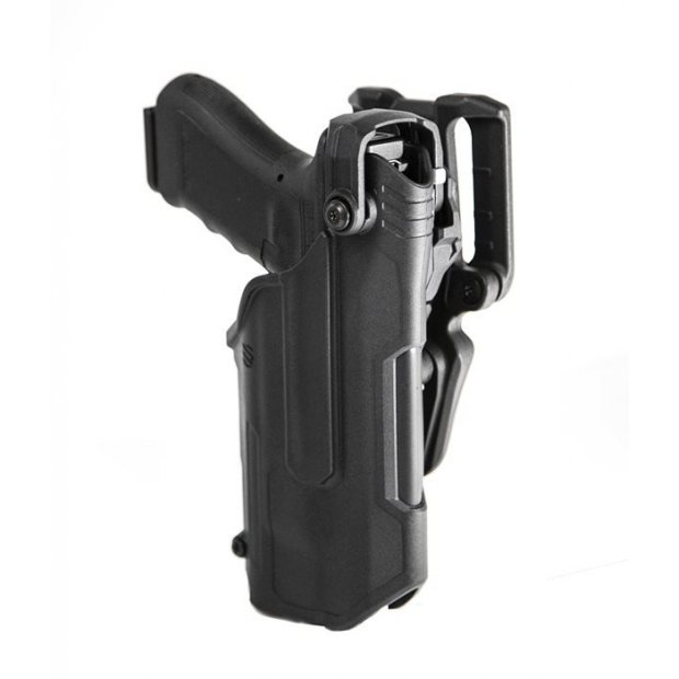 T-Series™ Level 3 TLR 1 & 2 Light Bearing Duty Holster prawa Blackhawk
