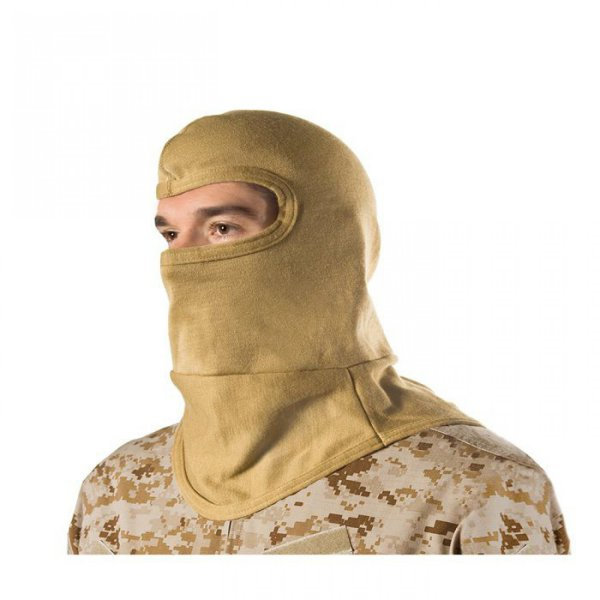 Kominiarka Blackhawk Bibbed Balaclava with Nomex  Coyote 1