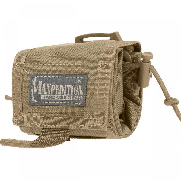 Maxpedition Rollypoly Dump Pouch khaki