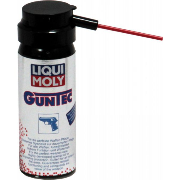 Olej do broni Gun Tec spray Liqui Moly 50 ml 1