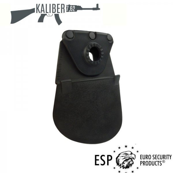 Ładownica ESP 9 x 19 mm Luger (Fobus Paddle) MH-24 BK  3