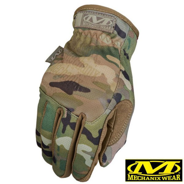 Rękawice Mechanix Wear FastFit MultiCam 1