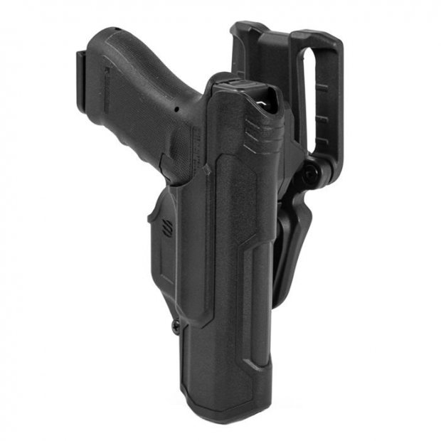 Kabura Blackhawk T-Series Level 2 Non-Light Bearing Duty Holster lewa