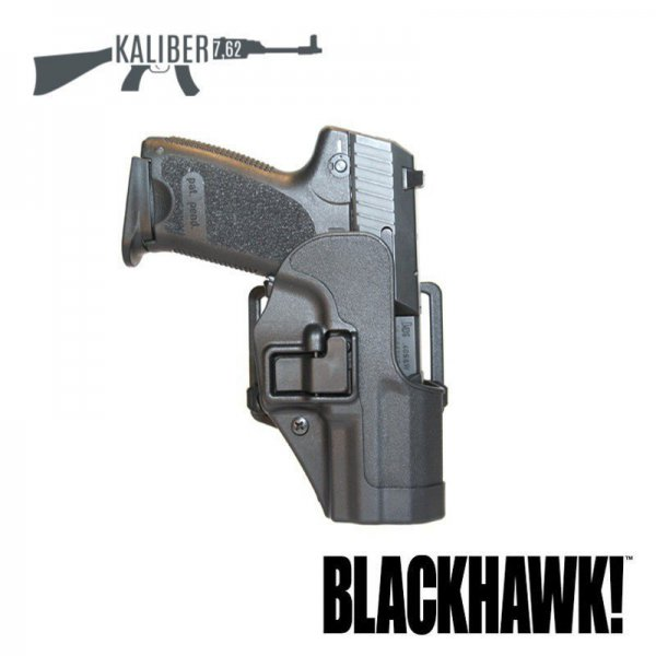 Kabura Blackhawk Serpa Matte Finish H&K USP Full Size prawa 2