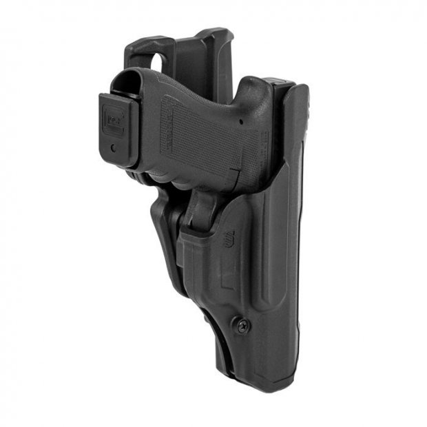 T-Series™ Level 2 Non-Light Bearing Duty Holster prawa Blackhawk 4