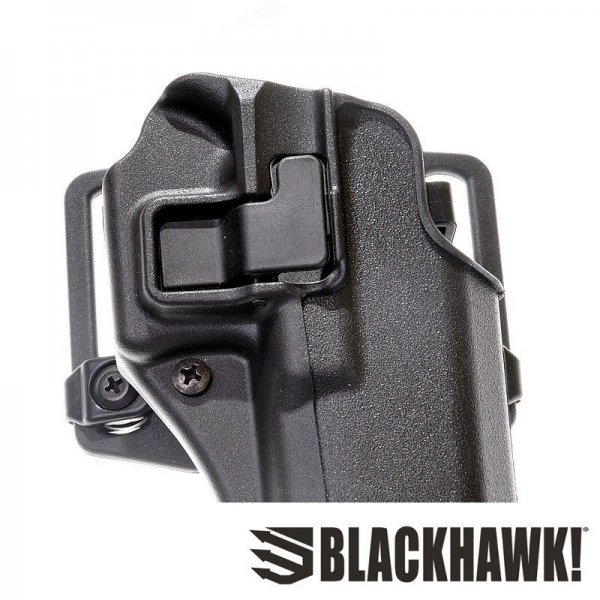 Kabura Blackhawk Serpa Matte Finish CZ-75 lewa 4