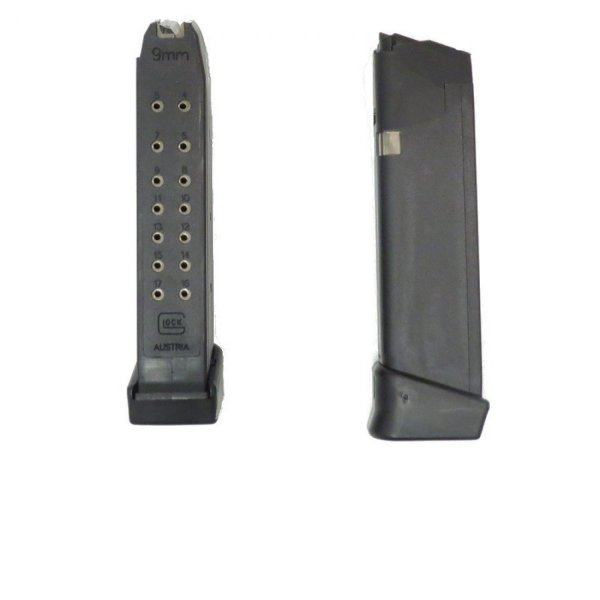Magazynek do Glock17 9mm-17+2-nabojowy