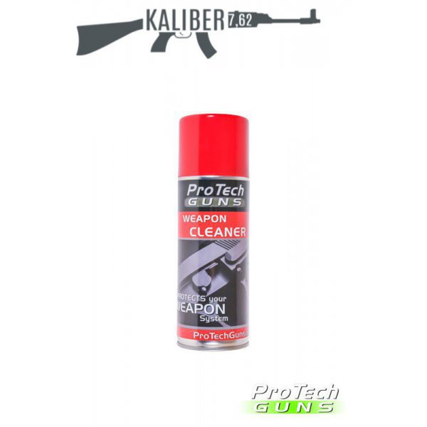 Preparat Weapon Cleaner Pro Tech Guns  400 ml 2