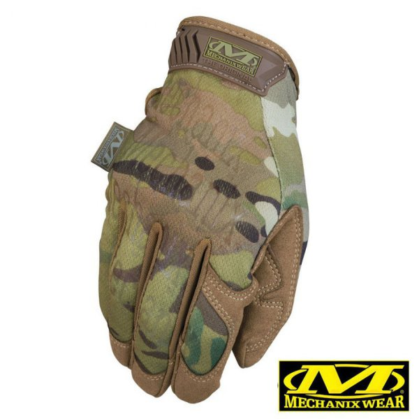 Rękawice Mechanix Wear The Original MultiCam