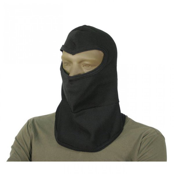 Kominiarka Blackhawk Bibbed Balaclava with Nomex  czarna 1